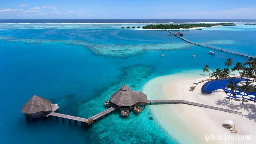 港麗島 Conrad Maldives Rangali Island