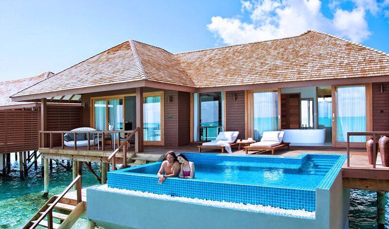 神仙珊瑚岛 Island Hideaway Maldives
