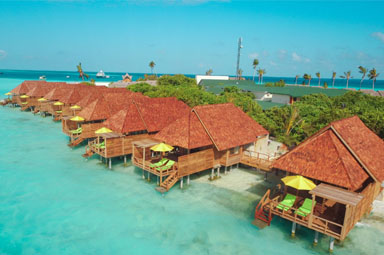 迪古法鲁岛 Dhigufaru Island Resort