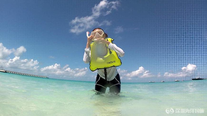 误打误撞遇上你-马尔代夫斐诺芙岛对你一见倾心