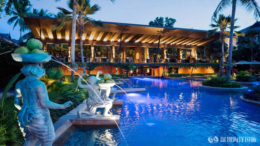 蘇梅島安納塔拉波普度假酒店 Anantara Bophut Koh Samui Resort