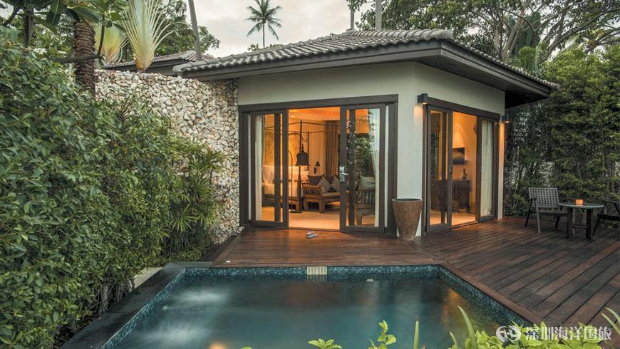 蘇梅島奧瑞格海灘度假酒店 Outrigger Koh Samui Beach Resort