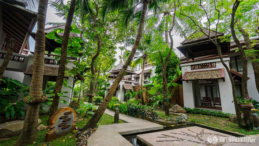 苏梅岛城堡度假酒店 Muang Samui Spa Resort