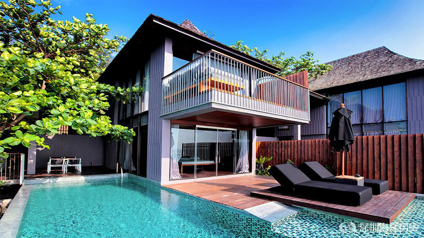 苏梅岛思拉瓦迪度假酒店 Silavadee Pool Spa Resort Koh Samui