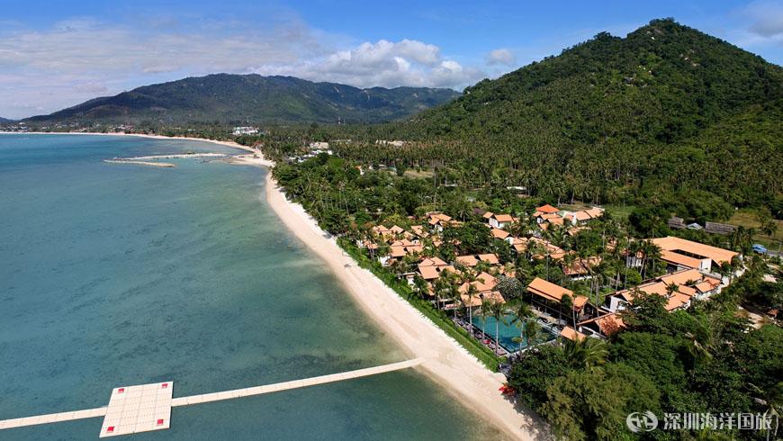 蘇梅島艾美水療度假酒店 Le Meridien Koh Samui Resort & Spa