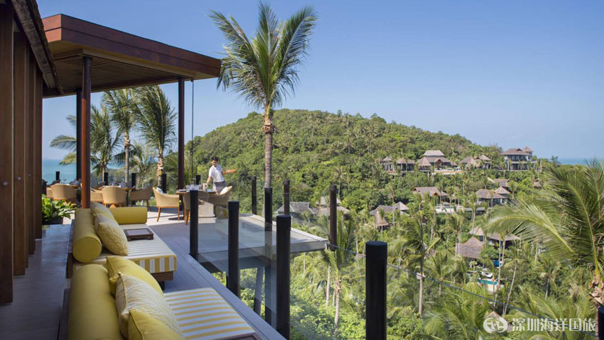 苏梅岛四季度假村  Four Seasons Resort Koh Samui