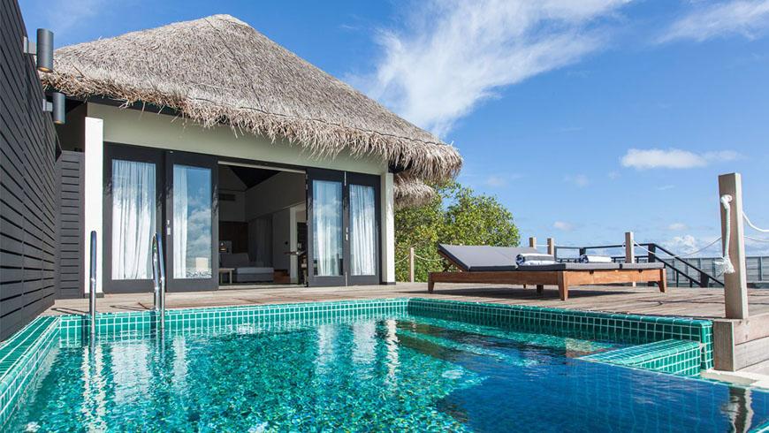 奥特瑞格岛 Outrigger Konotta Maldives Resort
