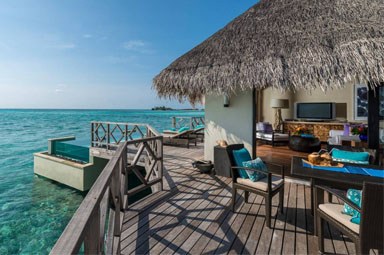 四季库达呼拉岛 Four Seasons Resort Maldives at Kuda