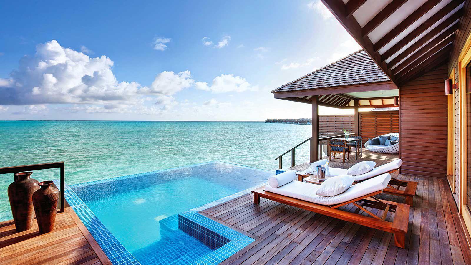 神仙珊瑚岛 Hideaway Maldives