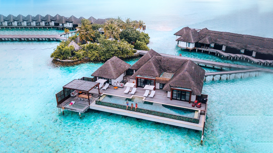 四季庫達呼拉島 Four Seasons Resort Maldives at Kuda