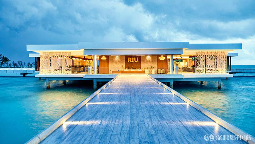 悦宜湾珊瑚岛酒店