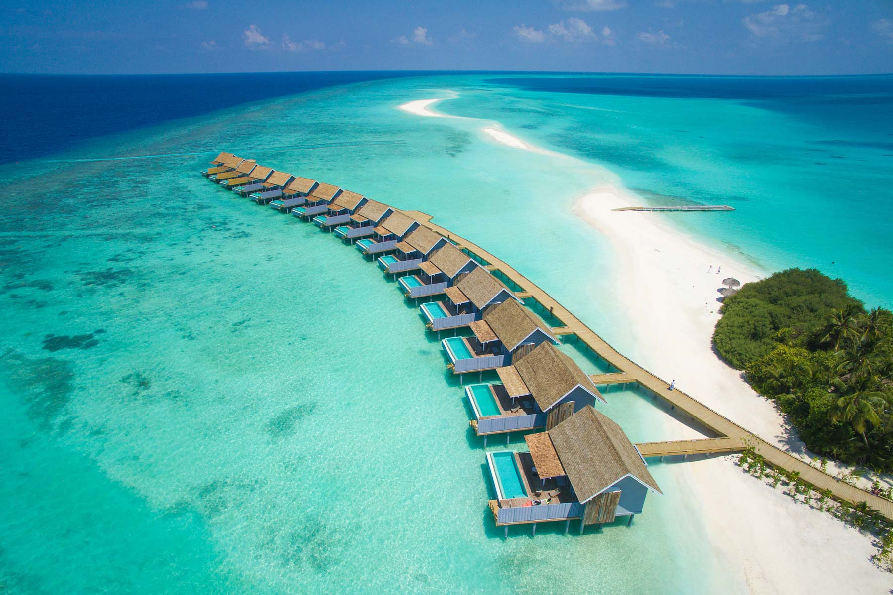 庫拉瑪蒂島 Kuramathi Resort Maldives