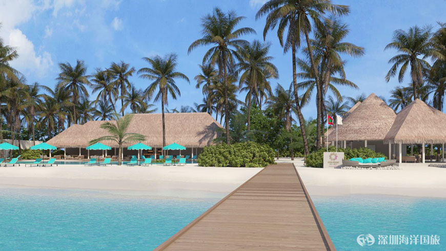 伊露薇莉島 Sun Aqua Iru Veli Maldives