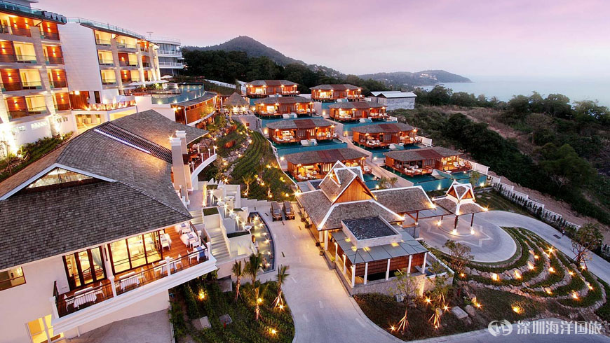 苏梅岛KC水疗度假村 KC Resort & Over Water Villas Samui