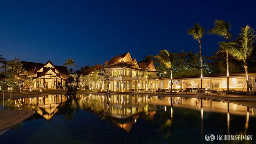 蘇梅島阿瑪瑞度假酒店 Amari Koh Samui Resort