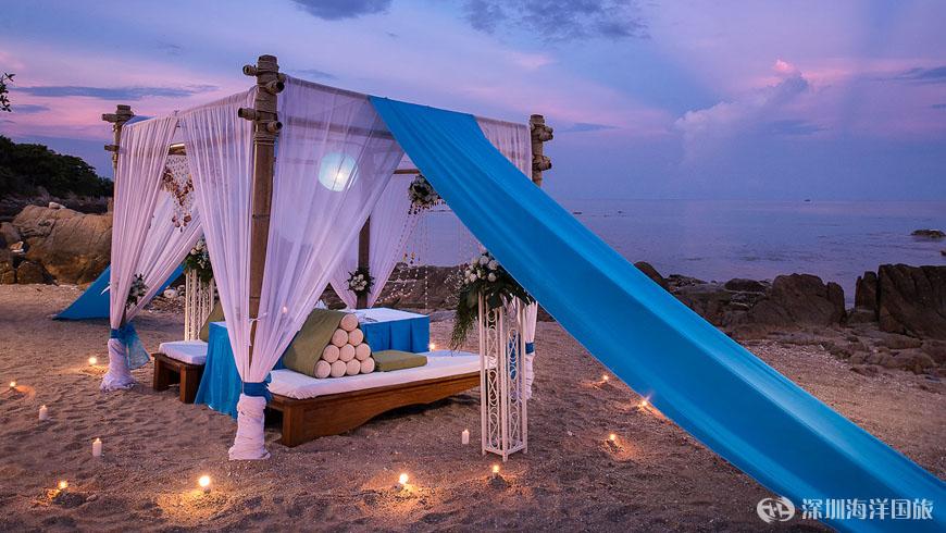 蘇梅島諾拉布里溫泉度假酒店 Nora Buri Resort