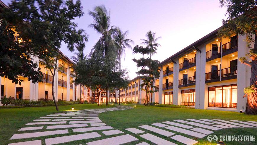 宜必思苏梅岛波普特酒店 Ibis Samui Bophut Koh Samui